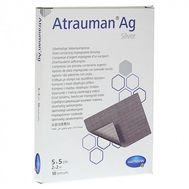 ATRAUMAN AG (5х5 см) повязки с серебром (стерильные)