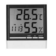 Kromatech CX-318(S) цифровой термогигрометр с часами
