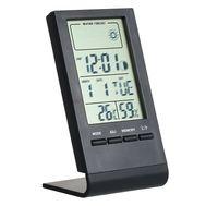 Цифровой термогигрометр с часами Kromatech CX-220