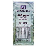 Калибровочный раствор 800 ppm Milwaukee для ТДС метров