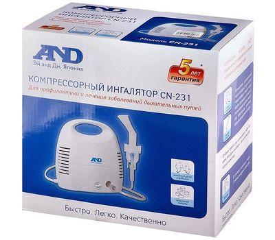 Ингалятор AND CN231 компрессорный