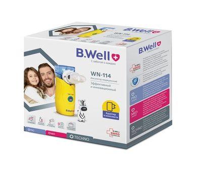 Меш ингалятор BWell-114 Kids