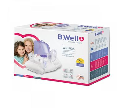 Компрессорный небулайзер BWell-112k