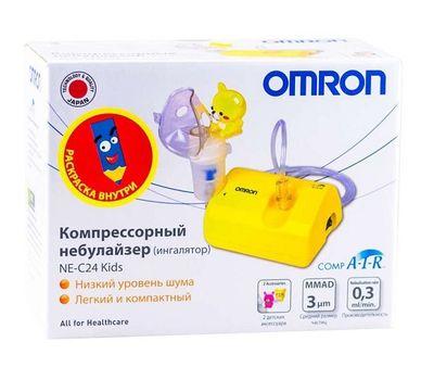 Небулайзер для детей Omron NE-C24 Kids