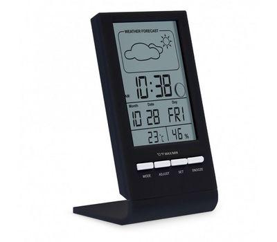 Термогигрометр цифровой с часами Т-14