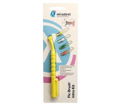 Набор ершиков Miradent Pic-Brush Intro Kit