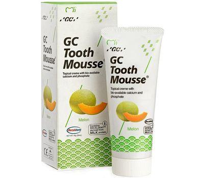 Стоматологический гель для зубной эмали GC Tooth Mousse дыня