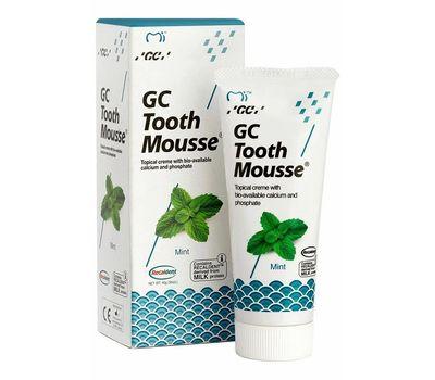 Стоматологический реминерализирующий гель GC Tooth Mousse мята