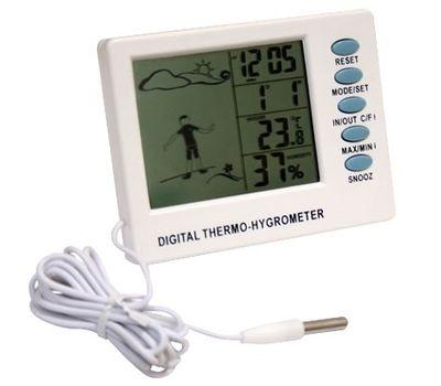 Цифровая метеостанция Т-04 (Стеклоприбор)