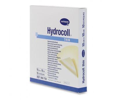 HYDROCOLL thin (Гидрокол) повязки на слабоэкссудирующие раны