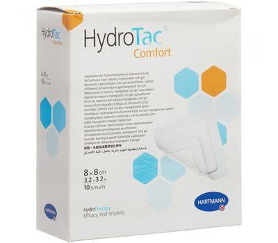 HydroTac Comfort Повязки с гидрогелевым покрытием