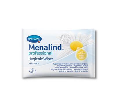 Menalind (MoliCare) Professional - Влажные гигиенические салфетки 10 шт