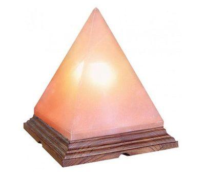 "Солевая лампа Wonder Life ""Пирамида"" 2-2,5 кг"