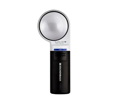 Ручная лупа с подсветкой Eschenbach Mobilux, 58 мм, 6.0х