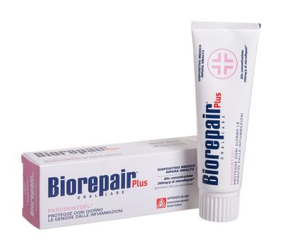 Зубная паста Biorepair Plus Parodontgel 75 мл