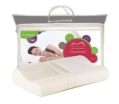 Подушка с эффектом памяти Luomma LumF-501