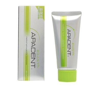 Паста для чувствительных зубов Apadent Sensitive, 60 МЛ