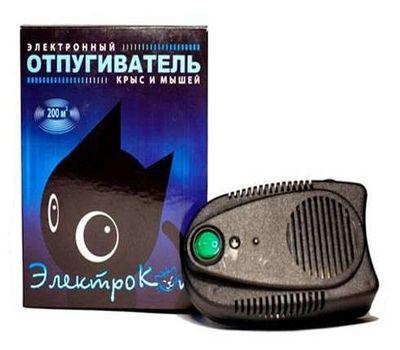 Отпугиватель грызунов ЭлектроКот-Классик