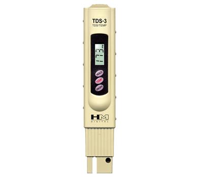 ТДС-метр (солемер) HM Digital TDS-3