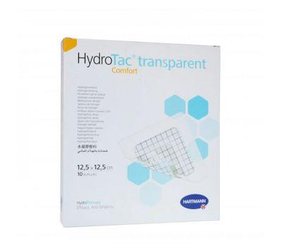 HydroTac Transparent comfort 12.5х12.5см гидрогелевая повязка 10 штук (685921)