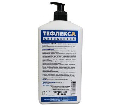 Кожный антисептик ТефлексА с дозатором, 1 л
