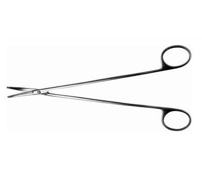 Н-73 Ножницы вертикально-изогнутые детские (190 мм)