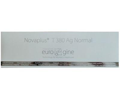Внутриматочная спираль EUROGINE NOVAPLUS T380 Ag