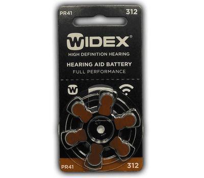 Батарейки 312 для слуховых аппаратов